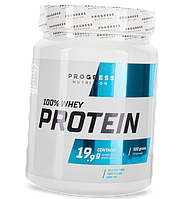 Протеин Progress Nutrition Whey Protein (500 г)