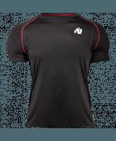 Футболка Gorilla Wear Performance t-shirt Black/red