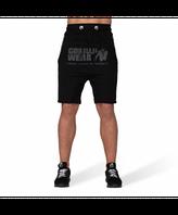 Шорты Gorilla Wear Alabama Drop Crotch Shorts Black