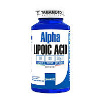 Альфа-липоевая кислота Yamamoto Nutrition Alpha Lipoic Acid (100 капс)