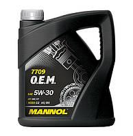 Масло Mannol O.E.M. for Toyota Lexus 5W-30