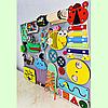 Развивающая доска размер 40*50 Бизиборд для детей 27 элементов!, фото 4