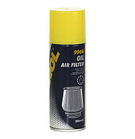 Mannol Air Filter Oil пропитка возд фильтров