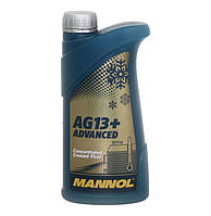 Mannol Advanced Antifreeze Green (концентрат