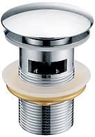 Донный клапан автомат KAISER 8037 Хром