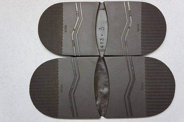 Набойка резиновая SVIG №413 р.4 т. 7,0 мм.  кор. (Италия), фото 2