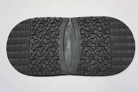 Набойка резиновая VIBRAM 5341 черн/кор., фото 2