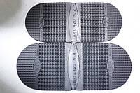 Набойка резиновая SVIG №420 р.2 т. 7,0 мм. черн. (Италия)
