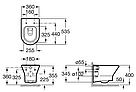 NEXO подвесной унитаз в комплекте с сиденьем slowclosing 801330N04 (в упак.), фото 2