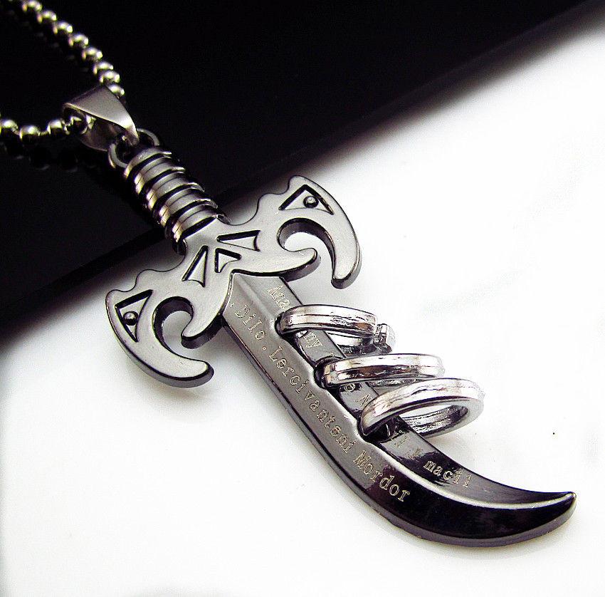 Кулон меч Викинга