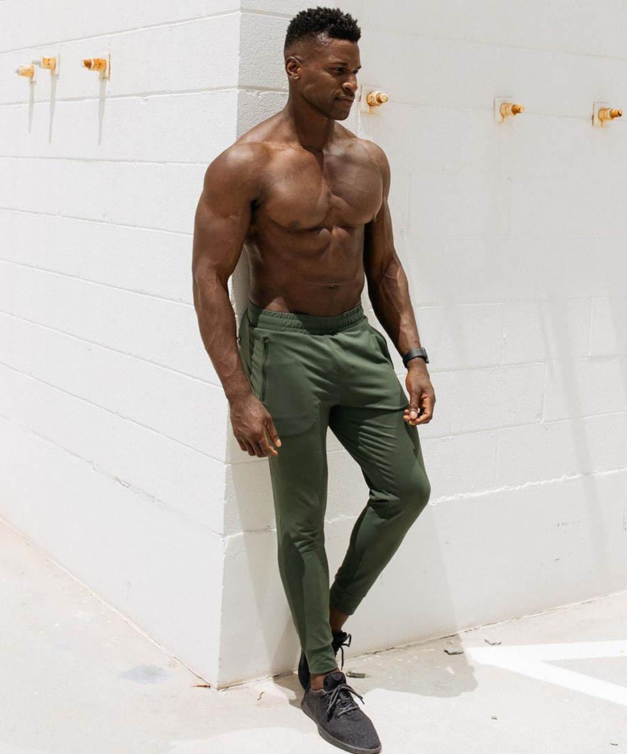 Трикотажні спортивні штани BUTZ - №6603