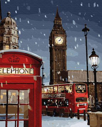 Зима в Лондоне, фото 2