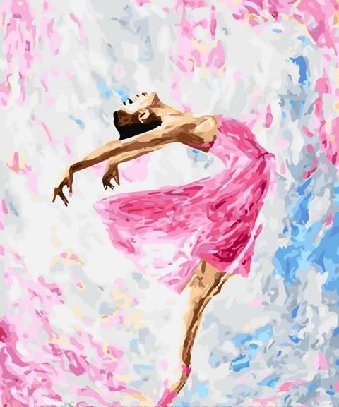 Танец красок