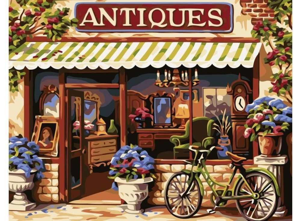 Антикварна крамниця