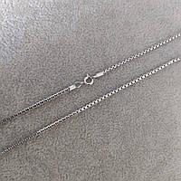 Цепочка Xuping плетение квадрат s-2мм L-60см Родий