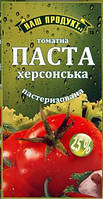 """Томатная паста  """"Наш продукт""""  25% 70г СТИК"""