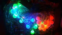 Гирлянда светодиодная шарики (LED) 30 л, фото 3