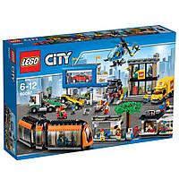 LEGO® City Город - ГОРОДСКАЯ ПЛОЩАДЬ