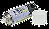 Спрей для ухода за кожаными, резиновыми  и пластиковыми изделиями в автомобиле LEATHER and TYRE WAX 450ml, фото 3