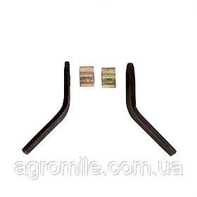 Комплект ножей мульчирователя Stark KDL / KDX / KM / KMH (Ø16 мм)