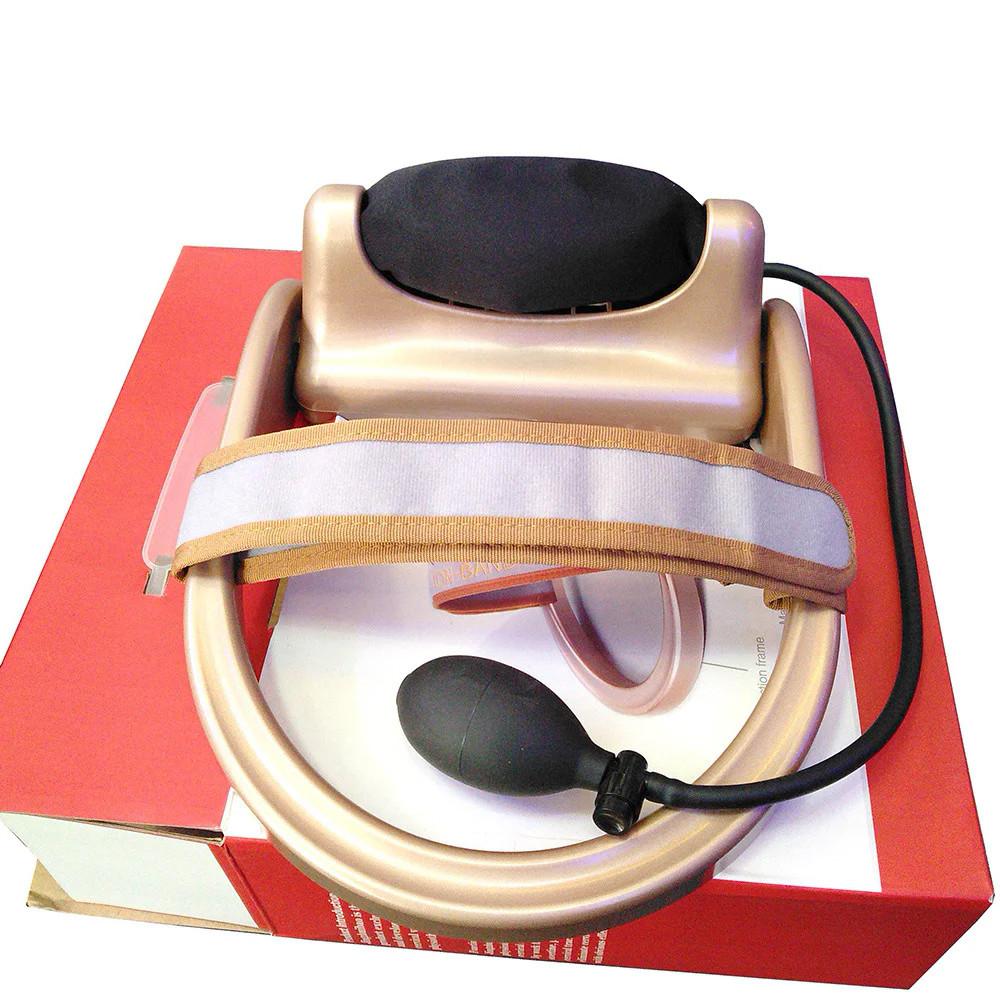 Тренажер для коррекции шейного отдела позвоночник Сervical vertebra traction