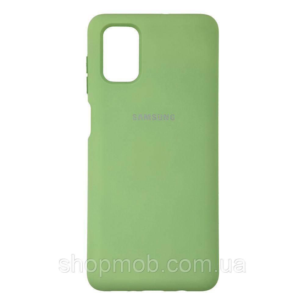 Чехол Full Case HQ for Samsung M51 Eur Ver Цвет 01.Mint