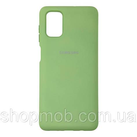 Чехол Full Case HQ for Samsung M51 Eur Ver Цвет 01.Mint, фото 2