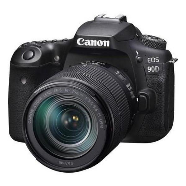 Фотоапарат Canon EOS 90D 18-135 IS nano USM (3616C029) Офіційна гарантія