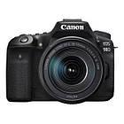 Фотоапарат Canon EOS 90D 18-135 IS nano USM (3616C029) Офіційна гарантія, фото 2