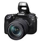 Фотоапарат Canon EOS 90D 18-135 IS nano USM (3616C029) Офіційна гарантія, фото 3