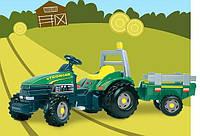 Педальный трактор TGM Stronger Smoby 33406, фото 1
