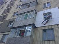 Утепление квартир пенопластом. Фасадное утепление