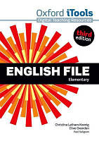 English File 3rd Edition Elementary: iTools DVD-ROM, фото 1