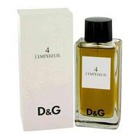 Мужская туалетная вода Dolce & Gabbana Anthology L'Empereur 4 (Дольче и Габбана Антологи Империор 4)