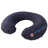 Подушка для подорожей Intex 68675 надувна З принтом (1080-02)