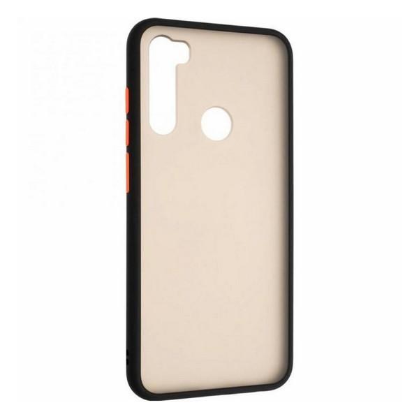Накладка для Samsung Galaxy A015 A01 Gelius Bumper Mat Case Black