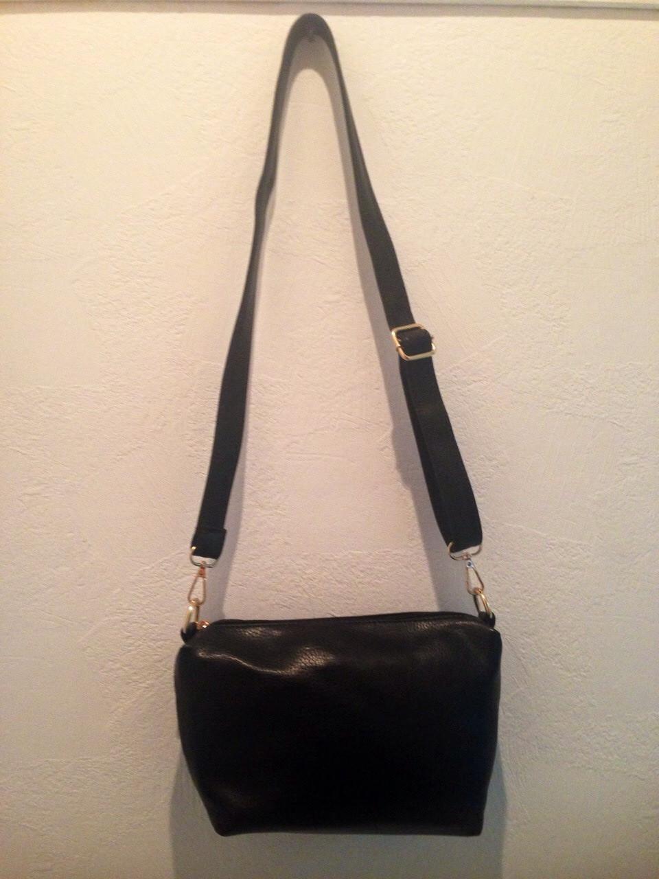 Женская сумка черная экокожа  f797568f59cad