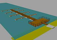 Проектирование плавучих сооружений