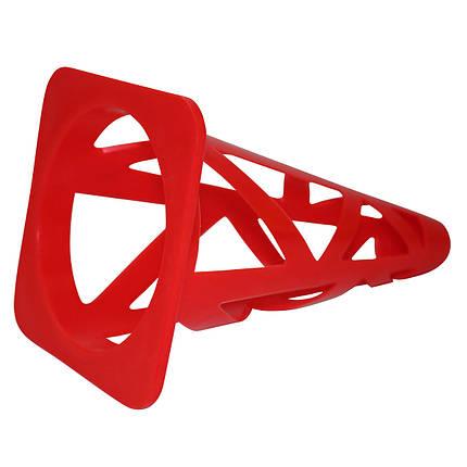 Конус-фишка спортивная для тренировок SportVida 23 см SV-HK0295, фото 2