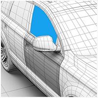 Стекло дверное переднее правое XYG Dacia Logan седан, универсал фаза 1/2