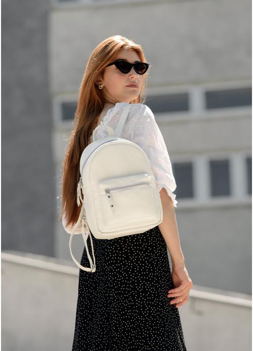 Рюкзак Sambag Talari MSOe білий