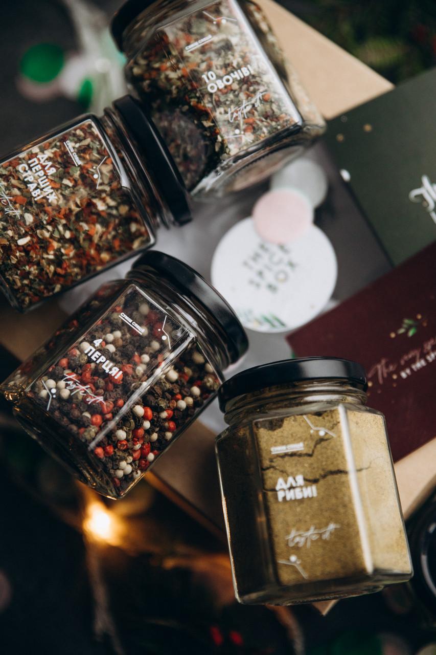Подарочный набор The Spicebox / Крафт Spice 5 (Набор специй)