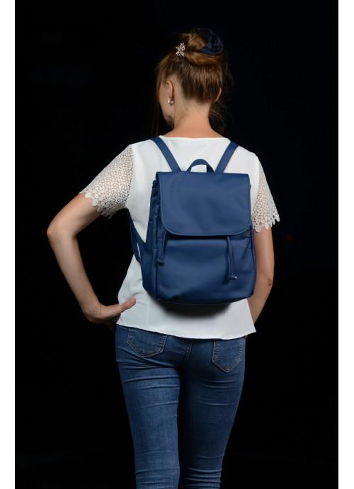 Женский рюкзак Sambag Loft MEN синій