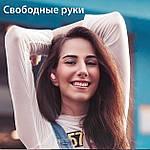 Бездротові навушники блютуз гарнітура Bluetooth навушники 5.0 Wi-pods DIDO12 ОРИГІНАЛ кейс 500mah, фото 5