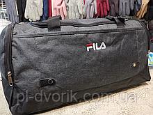 Спортивная дорожна FILA Ткань мессенджер популярный новый стиль