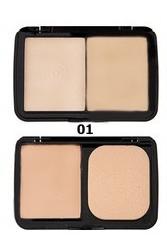 Компактная тройная пудра Chanel 3 in 1 Make-Up PPF 30 & Vitamin E № 1
