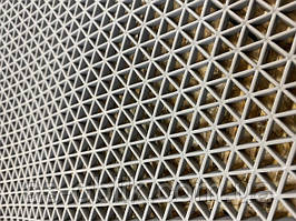 Ковер резиновый серый 90х120 см