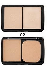 Компактная тройная пудра Chanel 3 in 1 Make-Up PPF 30 & Vitamin E № 2