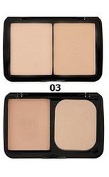 Компактная тройная пудра Chanel 3 in 1 Make-Up PPF 30 & Vitamin E № 3