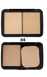 Компактная тройная пудра Chanel 3 in 1 Make-Up PPF 30 & Vitamin E № 4
